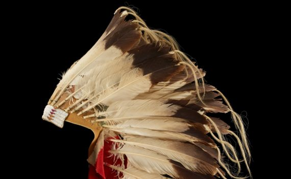 Headdress (Cheyenne or Lakota)