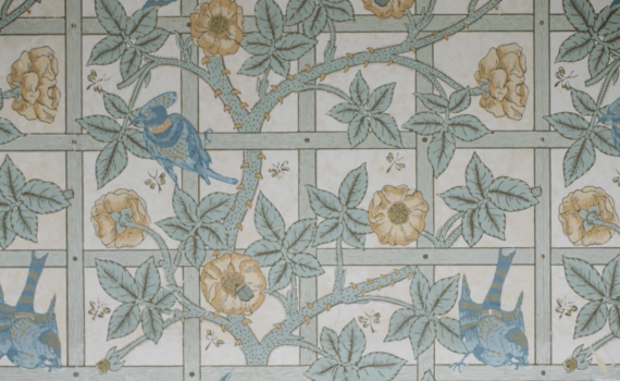 William Morris, useful beauty in the home