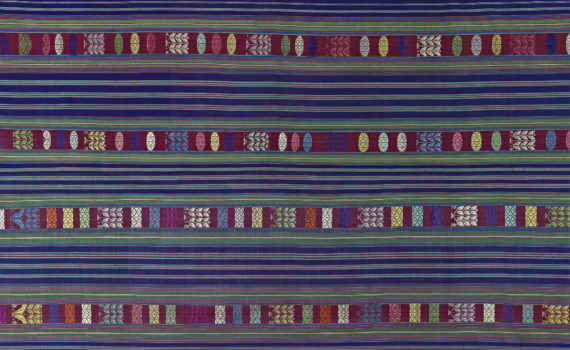 Silk textile (lamba akotofahana), Merina peoples